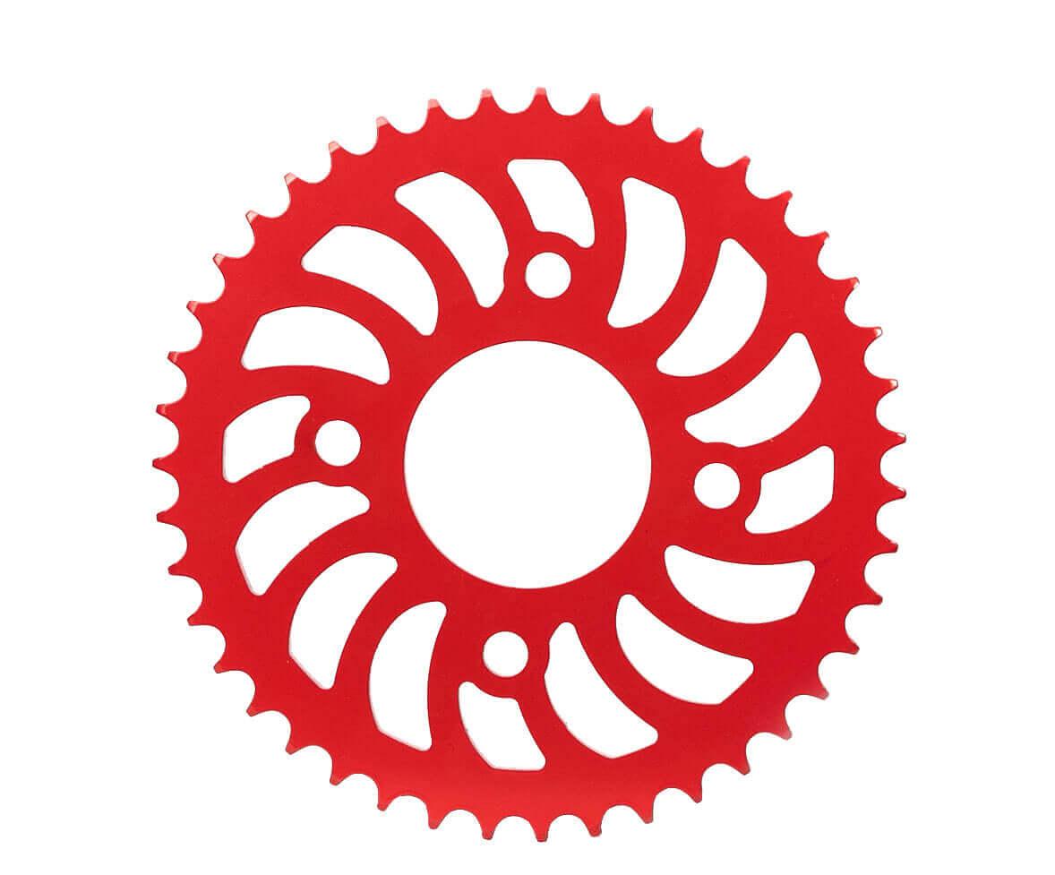 สเตอร์หลังรถจักรยานยนต์ Fujin Red