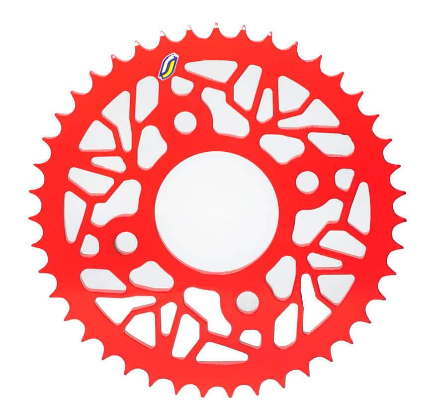 สเตอร์หลังรถจักรยานยนต์ Raijin Red
